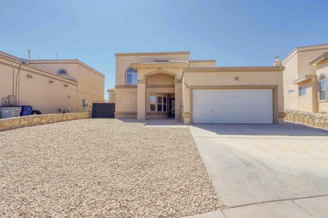 3365 Tierra Mision Drive, El Paso, TX 79938 (MLS #834745) :: Mario Ayala Real Estate Group
