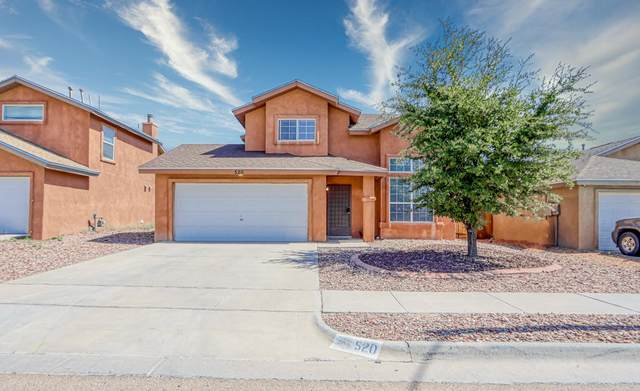 520 Fortenberry Place, El Paso, TX 79928 (MLS #834751) :: Jackie Stevens Real Estate Group brokered by eXp Realty