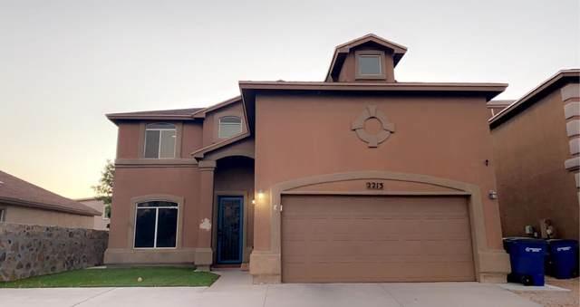 2213 Linda Roberts Pl Place, El Paso, TX 79938 (MLS #834753) :: Mario Ayala Real Estate Group