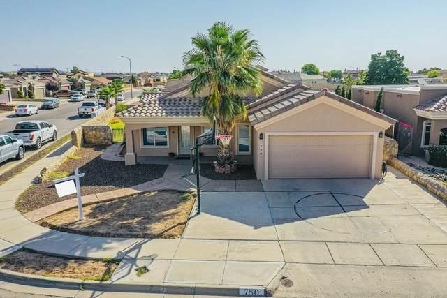 780 Paseo Sereno Drive, El Paso, TX 79928 (MLS #834758) :: Mario Ayala Real Estate Group