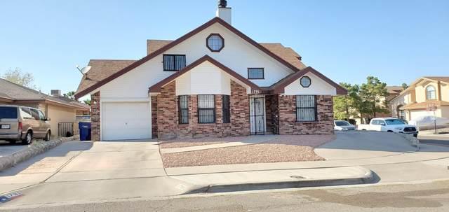 1791 Judith Resnik Drive, El Paso, TX 79936 (MLS #834764) :: The Matt Rice Group