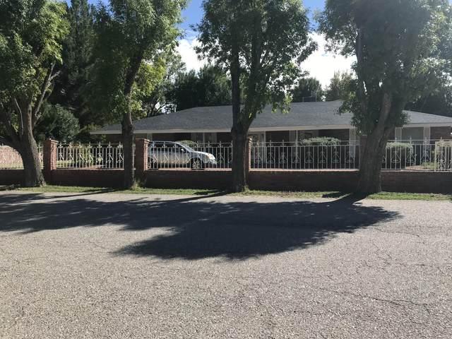 820 Royal Oak Court, El Paso, TX 79932 (MLS #834769) :: Preferred Closing Specialists