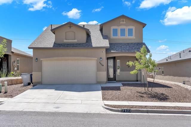 7524 Eagle Vista Drive, El Paso, TX 79911 (MLS #834785) :: Preferred Closing Specialists