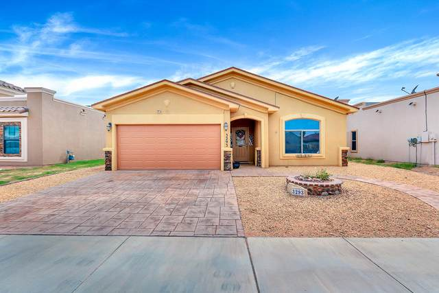 3293 Garden Point Drive, El Paso, TX 79938 (MLS #834799) :: Mario Ayala Real Estate Group