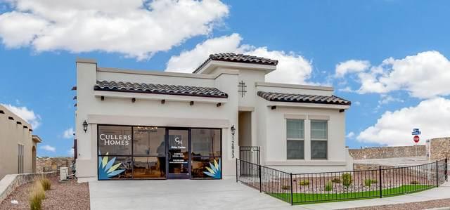 12817 Clevendon Street, El Paso, TX 79928 (MLS #834801) :: Preferred Closing Specialists