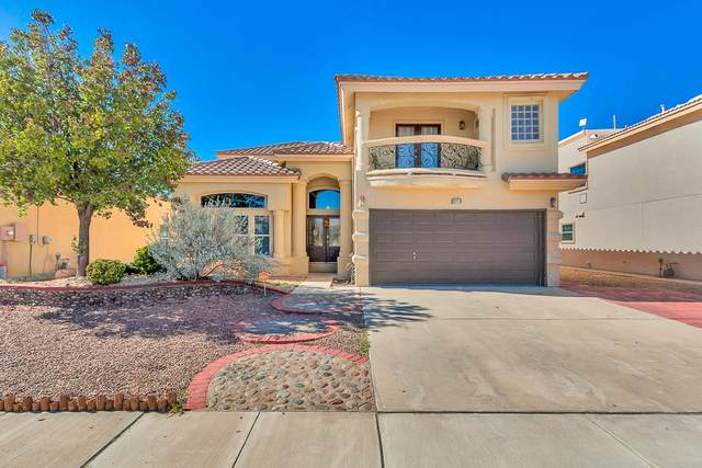 3113 Tierra Pino Drive, El Paso, TX 79938 (MLS #834805) :: Mario Ayala Real Estate Group