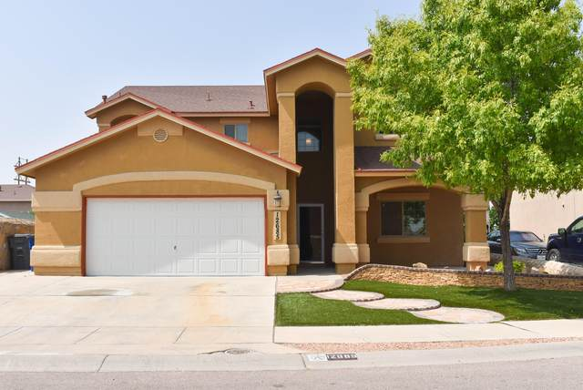 12685 Tierra Mina, El Paso, TX 79938 (MLS #834817) :: Mario Ayala Real Estate Group
