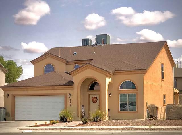3608 E Vitex Circle, El Paso, TX 79936 (MLS #834819) :: Preferred Closing Specialists