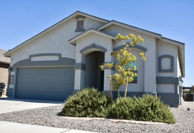 1012 Condor Place, El Paso, TX 79928 (MLS #834821) :: Jackie Stevens Real Estate Group brokered by eXp Realty