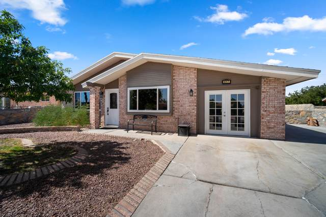 817 Mont Blanc Drive, El Paso, TX 79907 (MLS #834823) :: Jackie Stevens Real Estate Group brokered by eXp Realty