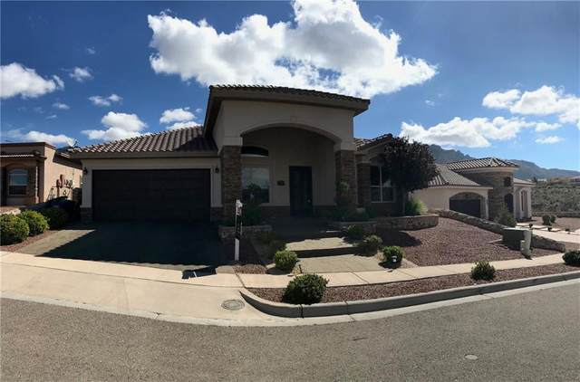 1408 Franklin Dell, El Paso, TX 79912 (MLS #834824) :: Jackie Stevens Real Estate Group brokered by eXp Realty
