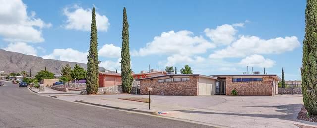 312 Vaudville Drive, El Paso, TX 79912 (MLS #834841) :: Jackie Stevens Real Estate Group brokered by eXp Realty