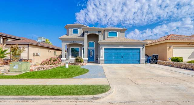 12849 Cozy Cove Avenue, El Paso, TX 79938 (MLS #834844) :: Jackie Stevens Real Estate Group brokered by eXp Realty