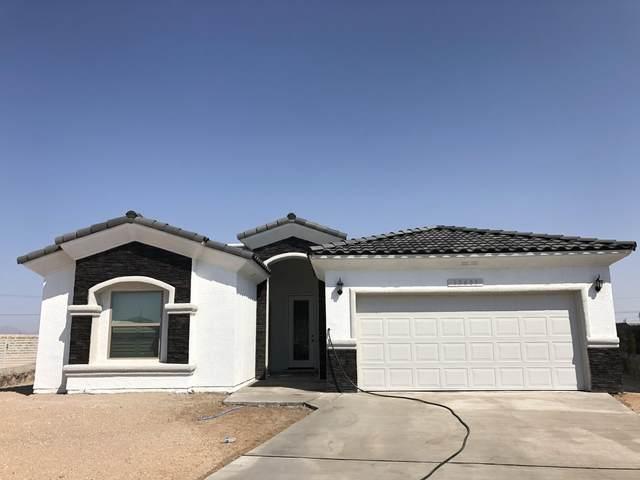205 Ballyhaugh Place, El Paso, TX 79928 (MLS #834885) :: The Matt Rice Group