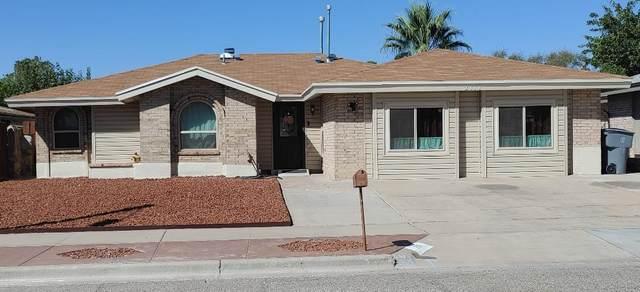 2117 Seagull Drive, El Paso, TX 79936 (MLS #834896) :: Summus Realty