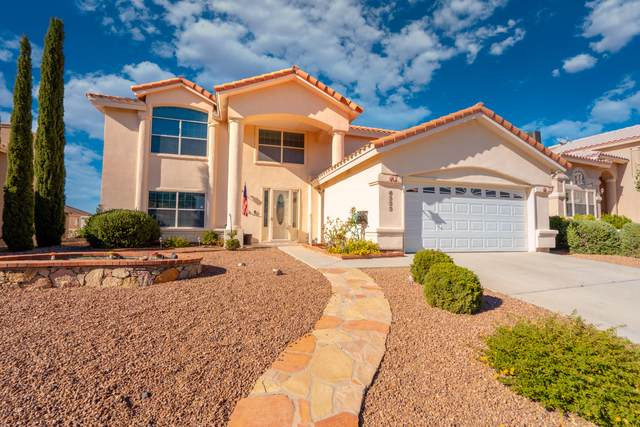 6333 Franklin View Drive, El Paso, TX 79912 (MLS #834932) :: Jackie Stevens Real Estate Group brokered by eXp Realty