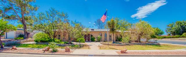 6436 Los Robles Drive, El Paso, TX 79912 (MLS #834943) :: Jackie Stevens Real Estate Group brokered by eXp Realty
