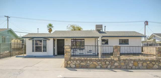 7516 Kingman Drive, El Paso, TX 79915 (MLS #834956) :: The Purple House Real Estate Group