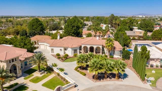 711 Las Granjas Drive, El Paso, TX 79932 (MLS #834964) :: Summus Realty