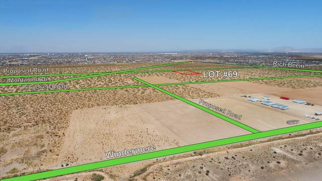 6900 Montwood, El Paso, TX 79938 (MLS #834986) :: Jackie Stevens Real Estate Group brokered by eXp Realty
