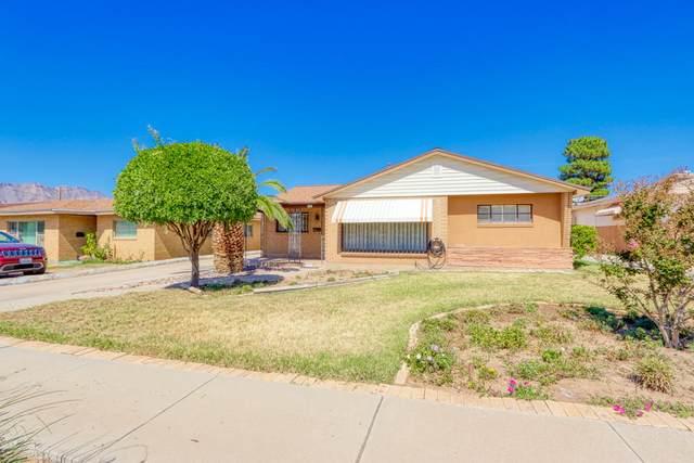 4521 Leeds Avenue, El Paso, TX 79903 (MLS #834997) :: Mario Ayala Real Estate Group