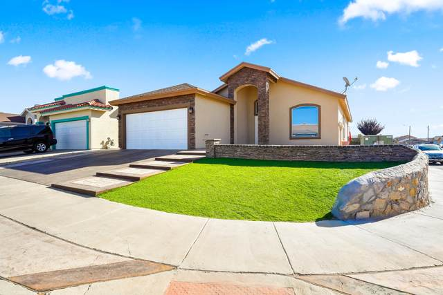 3254 Maple Point Drive, El Paso, TX 79938 (MLS #835002) :: The Matt Rice Group