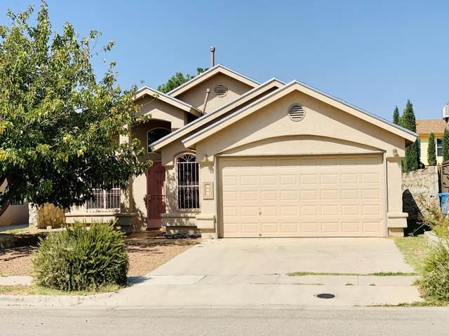 411 Santorini Court, Socorro, TX 79927 (MLS #835014) :: Jackie Stevens Real Estate Group brokered by eXp Realty