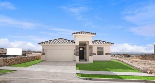 12792 Indian Canyon Drive, El Paso, TX 79928 (MLS #835022) :: Jackie Stevens Real Estate Group