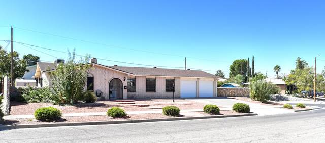 9000 Moye Drive, El Paso, TX 79925 (MLS #835025) :: Jackie Stevens Real Estate Group brokered by eXp Realty