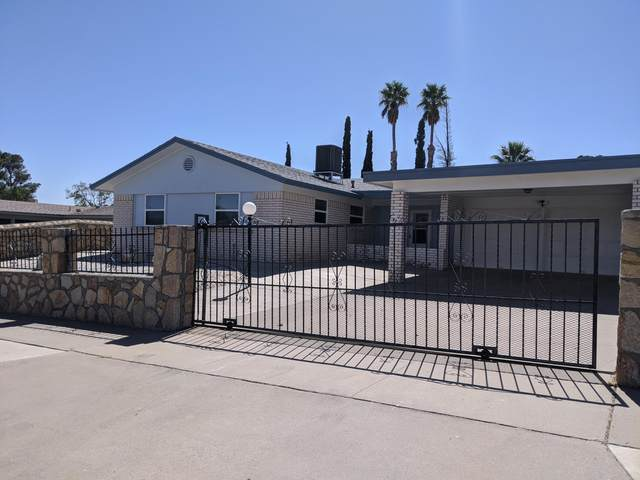 4524 Hellas Drive, El Paso, TX 79924 (MLS #835035) :: Jackie Stevens Real Estate Group brokered by eXp Realty