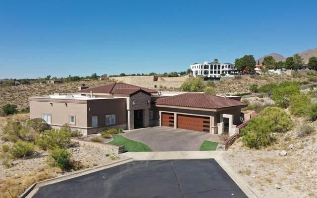 5529 Ventana Del Sol Drive, El Paso, TX 79912 (MLS #835054) :: The Matt Rice Group