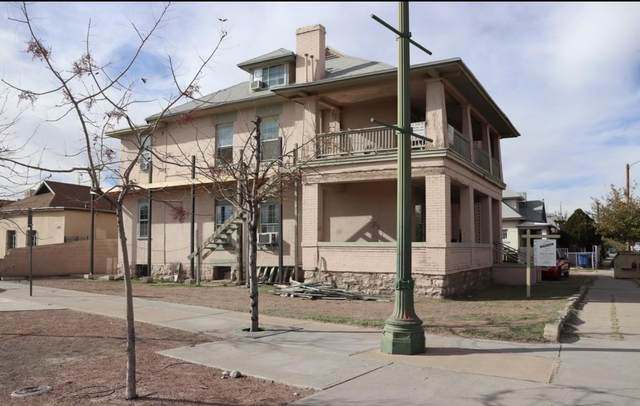 131-141 Newman Street 1-11, El Paso, TX 79901 (MLS #835072) :: The Purple House Real Estate Group