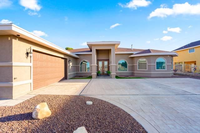 11312 Ardelle Avenue, El Paso, TX 79936 (MLS #835088) :: Jackie Stevens Real Estate Group brokered by eXp Realty