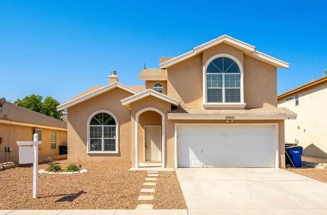 10921 Duster Drive, El Paso, TX 79934 (MLS #835105) :: Jackie Stevens Real Estate Group brokered by eXp Realty