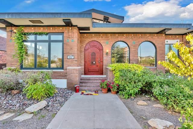 217 Blacker Avenue, El Paso, TX 79902 (MLS #835119) :: The Purple House Real Estate Group