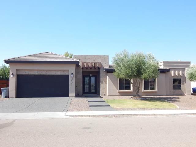 5637 Valley Cedar Drive, El Paso, TX 79932 (MLS #835128) :: Jackie Stevens Real Estate Group brokered by eXp Realty