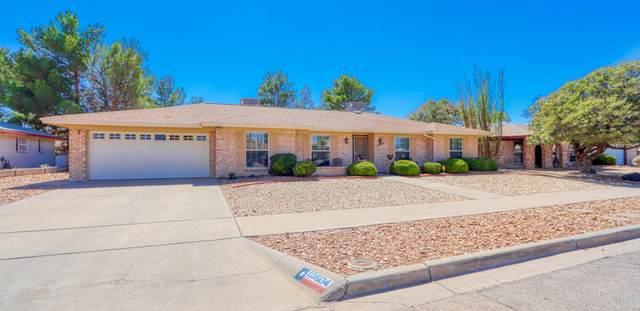 10604 Causeway Drive, El Paso, TX 79935 (MLS #835153) :: Jackie Stevens Real Estate Group brokered by eXp Realty