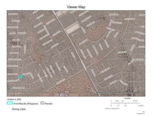 0 0 Stantonsburg, Horizon City, TX 79928 (MLS #835155) :: Jackie Stevens Real Estate Group brokered by eXp Realty