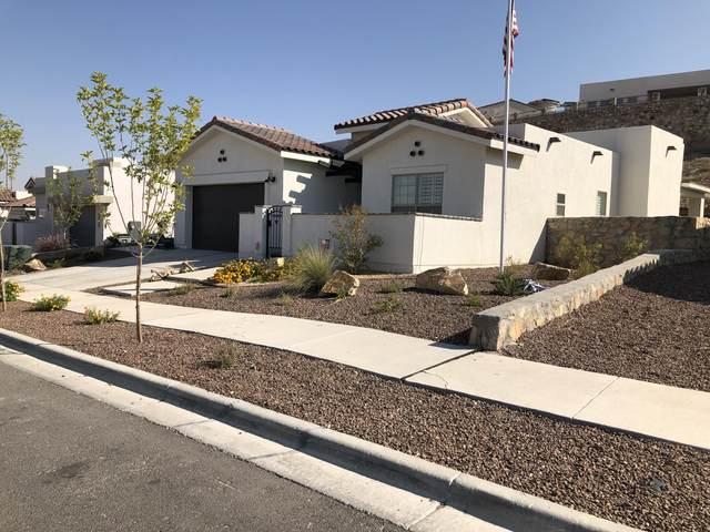 1758 Sidesaddle Drive, El Paso, TX 79911 (MLS #835157) :: The Matt Rice Group