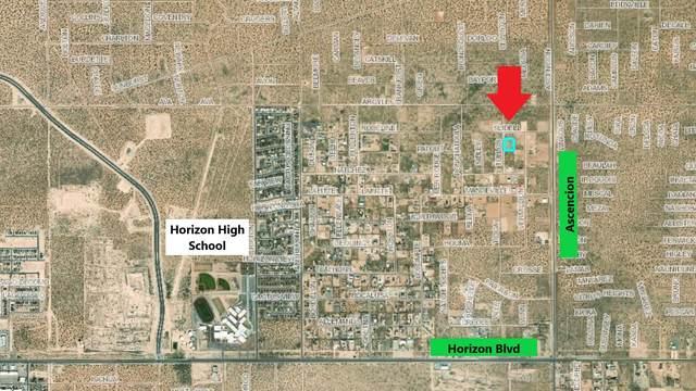 01 Tullos, Horizon City, TX 79928 (MLS #835168) :: Jackie Stevens Real Estate Group brokered by eXp Realty