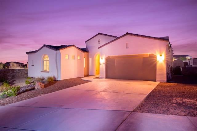 12297 Biddleston Drive, El Paso, TX 79928 (MLS #835169) :: Preferred Closing Specialists