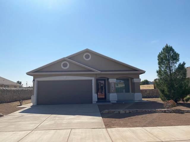 11442 Flor Veronica Drive, Socorro, TX 79927 (MLS #835172) :: Jackie Stevens Real Estate Group brokered by eXp Realty