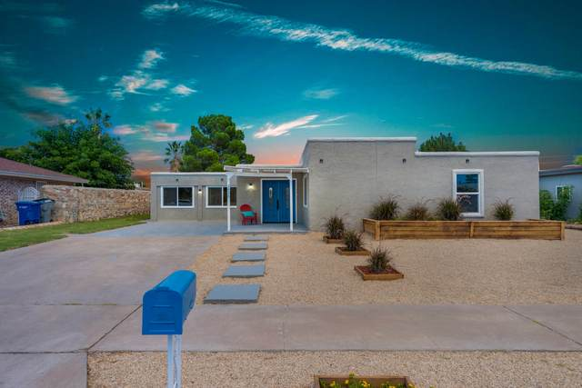 2920 Escarpa Drive, El Paso, TX 79935 (MLS #835176) :: Preferred Closing Specialists