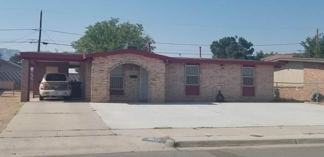 10417 Omega Circle, El Paso, TX 79924 (MLS #835181) :: Jackie Stevens Real Estate Group brokered by eXp Realty
