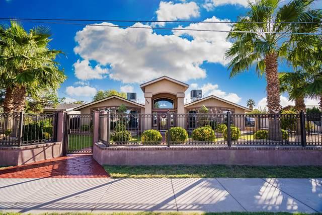 248 Buford Road, Socorro, TX 79927 (MLS #835190) :: Mario Ayala Real Estate Group