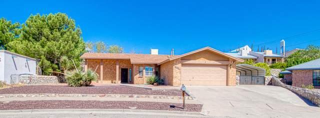 6032 Camino Alegre Drive, El Paso, TX 79912 (MLS #835196) :: Jackie Stevens Real Estate Group brokered by eXp Realty
