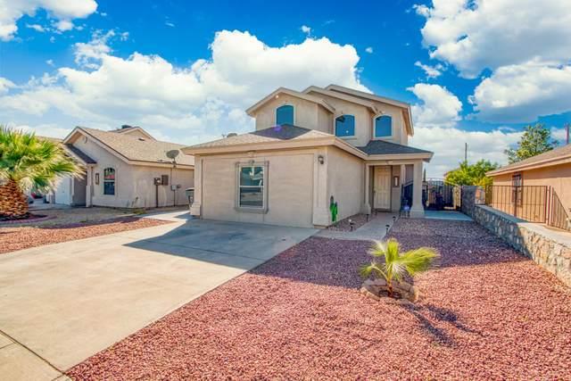 4553 Joseph Rodriguez Drive, El Paso, TX 79938 (MLS #835203) :: Jackie Stevens Real Estate Group brokered by eXp Realty