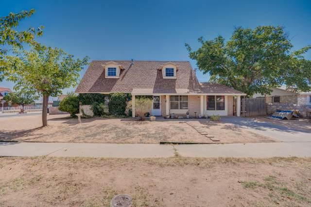 10401 Ponderosa Street, El Paso, TX 79924 (MLS #835205) :: Jackie Stevens Real Estate Group brokered by eXp Realty
