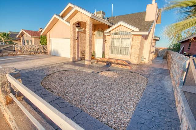 1728 Gambel Quail Drive, El Paso, TX 79936 (MLS #835213) :: Jackie Stevens Real Estate Group brokered by eXp Realty