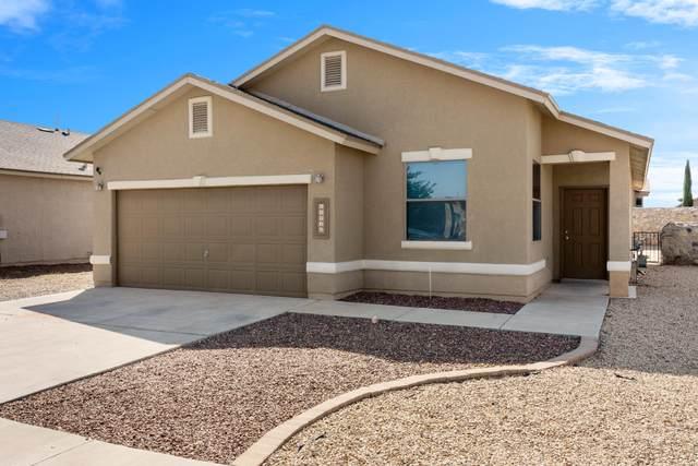 14450 Miguel Terrazas Drive, El Paso, TX 79938 (MLS #835217) :: Jackie Stevens Real Estate Group brokered by eXp Realty